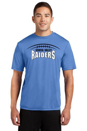 SVJuniorFootball-Short Sleeve Dri Fit Shirt-Logo 2