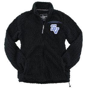 SVFootball-Men's Sherpa Full Zip Jacket