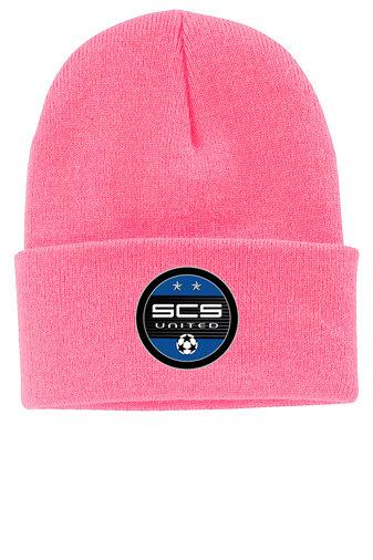 SCS-Pink Beanie