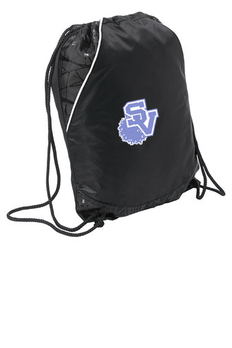 SVJuniorFootball-Cinch Bag