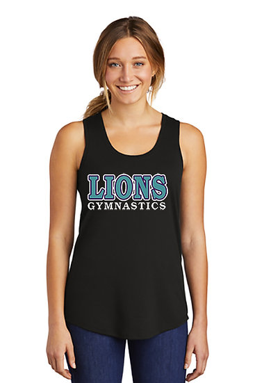 LionsGymnastics-Women's District Razorback Tank