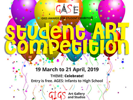 GASE Student Art Competition 2019