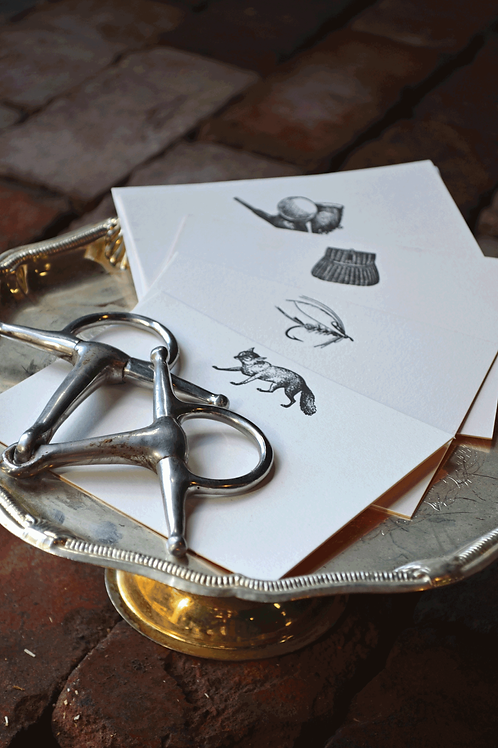 Fishing Correspondence Cards