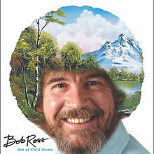 Bob Ross: The Art of Chill Game