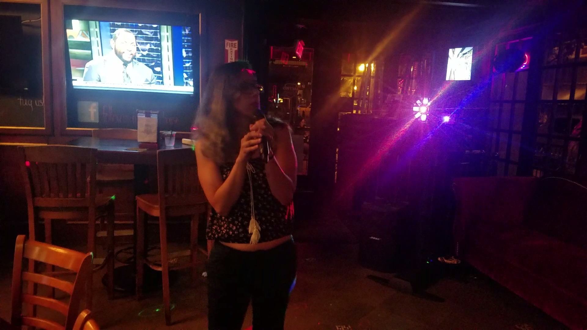 Jazzlynn singing Black Velvet by Alannah Myles