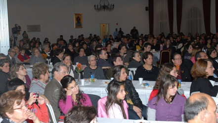 Εκδήλωση κατα των Ναρκωτικών 2011