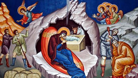 Θεία Λειτουργία Χριστουγέννων