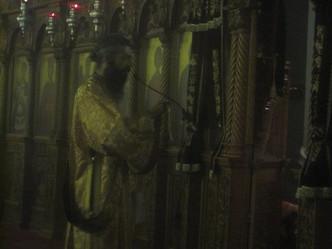 Εσπερινός Αποστόλου Ανδρέα 2011