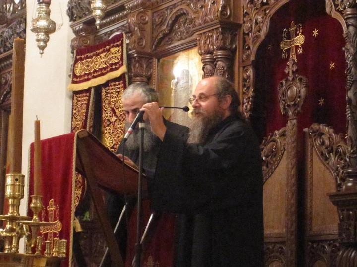Αρχιμανδρίτης Ιωαννίδη 2013