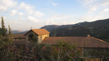 Ιερά Μονή Παναγίας Αμιρούς 2011