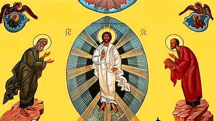 ΑΓΡΥΠΝΙΑ ΜΕΤΑΜΟΡΦΩΣΕΩΣ ΙΗΣΟΥ ΧΡΙΣΤΟΥ
