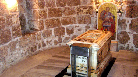 Άγιος Γεώργιος ο Μεγαλομάρτυρας & Τροπαιοφόρος