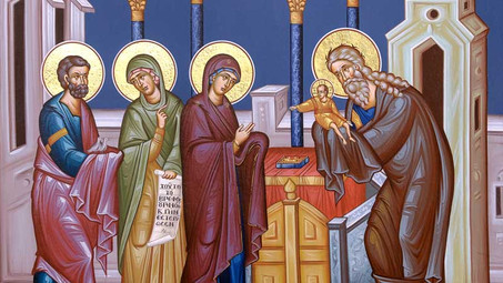 Αγρυπνία για την Υπαπαντή του Κυρίου