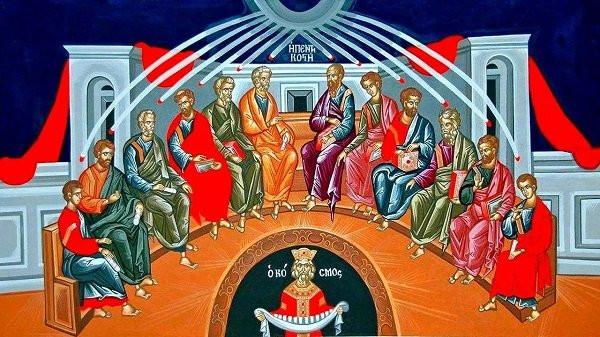 H Ορθόδοξη Εκκλησία ως διαρκής Πεντηκοστή