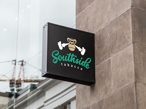 """Вывеска - кальянная """"SouthSite"""""""