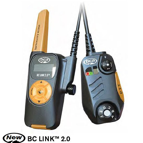 BCA - BC LINK 2.0, Two-Way Radio - Snowmobile