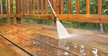 pressure washing, deck cleaning, driveways, gutter cleaning, siding