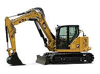 Caterpillar 308 CR VAB Excavator Attachments