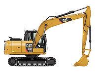 Caterpillar 313F L Excavator Attachments