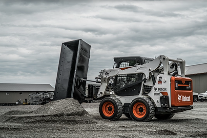 CMP Attachments - Skid Steer - Side Dump