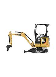High-Quality Caterpillar 301.5 Excavator Attachments