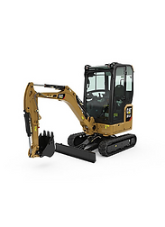 Attachments for Caterpillar 301.8 Mini Excavator