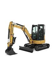 Attachments for Caterpillar 303.5E2 CR Mini Excavator