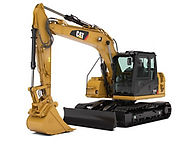 Caterpillar 311F L RR Excavator Attachments