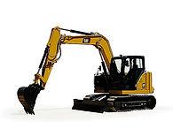 Excavator Attachments for Cat 307.5 Mini Excavator