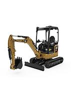 Cat 302 CR Excavator Attachments