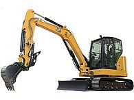 Mini Excavator Attachments For Caterpillar 306 CR
