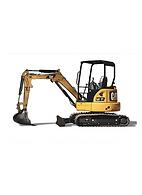 Caterpillar 303E CR Mini Excavator Attachments