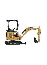 Caterpillar 301.7 CR Mini Excavator Attachments