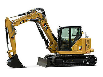 Excavator Attachments for 309 CR VAB Mini Excavator