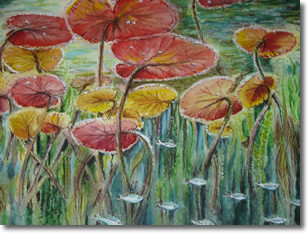 Under The Lillies
