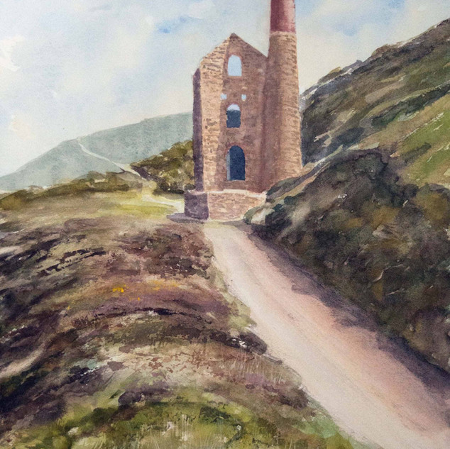 Wheal Coates - Chapel Porth