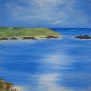 Cornish Seascape - 20x16