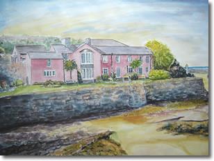 Efford Cottage