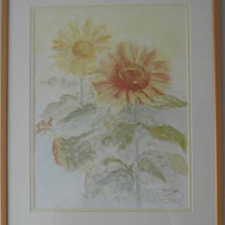 Sunflowers - 15.5x19.5