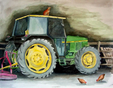 Rogers Tractor