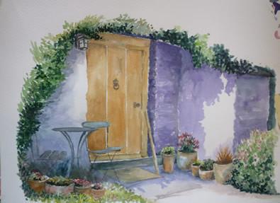 Avrils Doorway