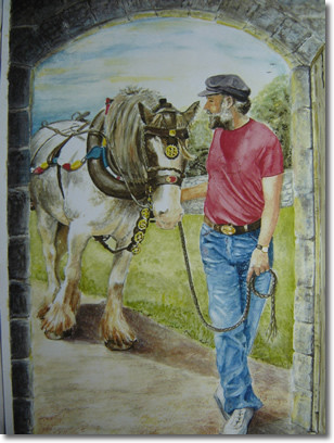 Tiverton Bargehorse