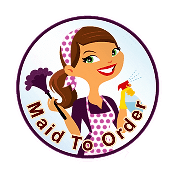 Maid to order cleaning services - Horncastle logo