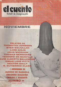 Syed Waliullah, El cuento, Cargo, 1965