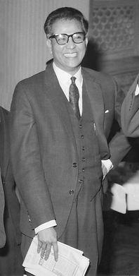 Syed Waliullah, 1962