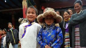 Arunachal Pradesh, northeast India, Losar, lunar festival, new year