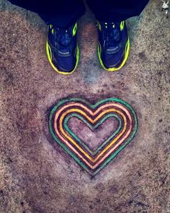 feet, heart