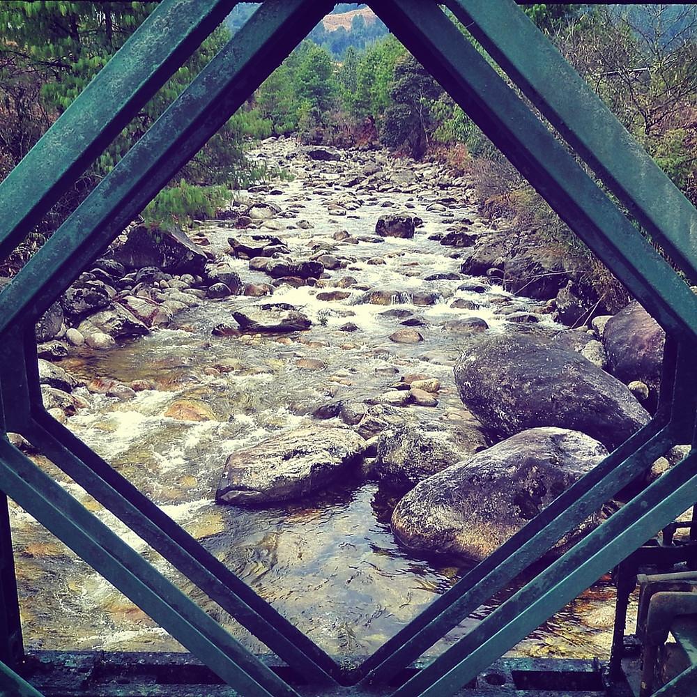 bridge; river; Arunachal Pradesh
