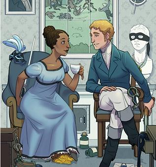 Good Society - the Jane Austen RPG