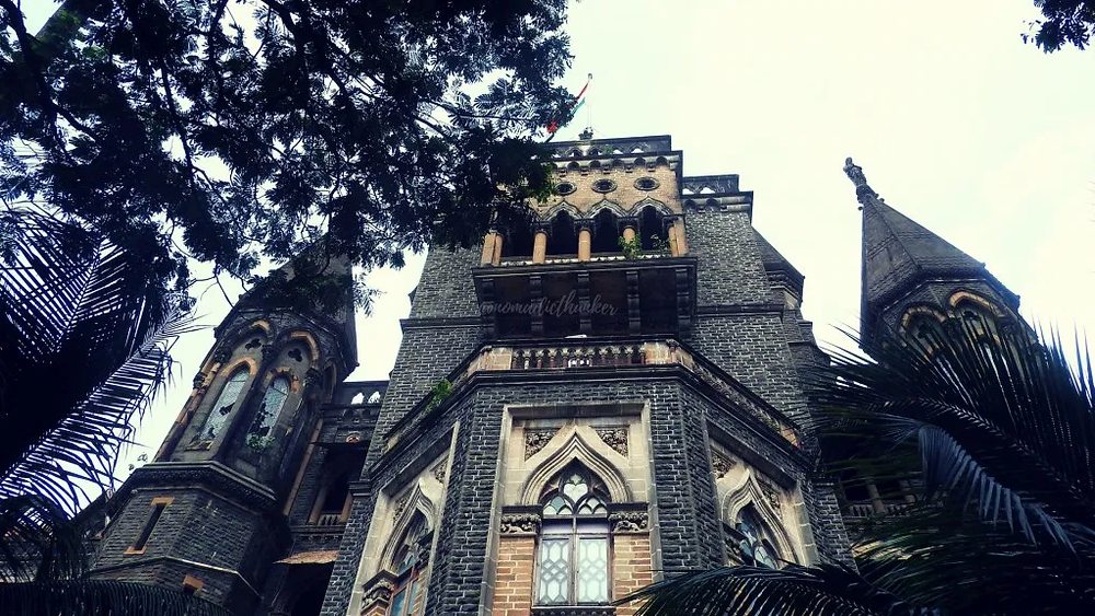 Mumbai, city, urban, University of Mumbai